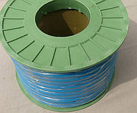 Бензошланг 4мм резиновый (силикон) 20м