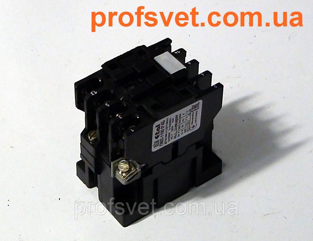 Контактор ПМЛ-1100 пускатель магнитный 10А