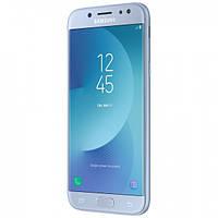 Мобильный телефон SAMSUNG Galaxy J3 (2017) J330, Blue-Silver