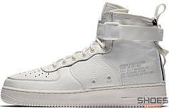 Мужские кроссовки Nike Special Field SF AF1 MID White
