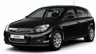 Opel Astra H 2004-2011