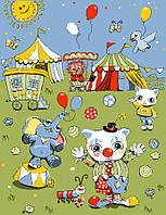 Ковер в детскую Circus