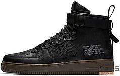 Мужские кроссовки Nike Special Field SF AF1 MID Black