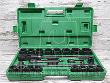 Набор инструментов для большегрузной техники King STD KSDI-21 (21 предмет)