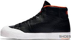 Женские кроссовки Donovon Piscopo x Nike SB Blazer MID XT QS Black
