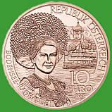 Австрия 10 евро 2013 г. Федеральные провинции - Форарльберг , UNC., фото 2