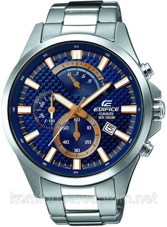 Часы CASIO EDIFICE EFV-530D-2AVUEF
