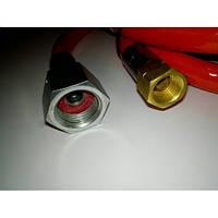 Шланг газовый для соединения оборудования 1/4L - 1/2R, 3м