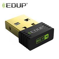 USB wifi адаптер EDUP + диск #100204