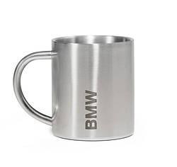 Металлическая кружка BMW - оригинал (80282446015)