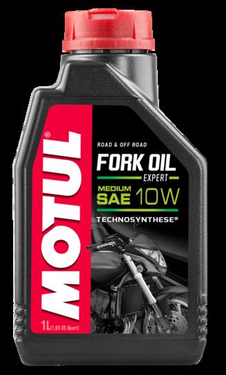 Масло в вилку мотоцикла Motul Fork Oil Expert Medium 10W, 1л