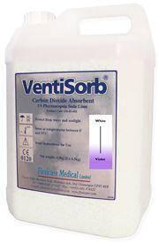 Абсорбент Ventisorb канистра 4,5 кг, от белого до фиолетового Flexicare