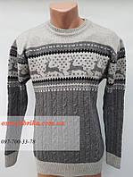 Новогодний мужской свитер оптом и в розницу