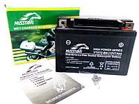 Мото аккумулятор АКБ 12v 7A YTX7A-BS (пастовый) 150*85*95