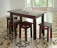 Стол кухонный СКД с табуретками