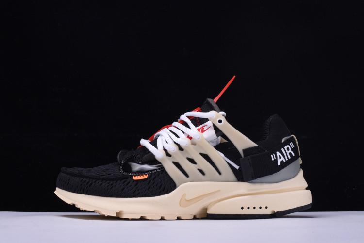 e43322a5 Кроссовки Nike Air Presto х Off-White найк реплика - Интернет-магазин  кроссовок