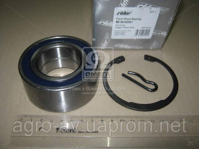 Подшипник ступицы (RD.34155931) FIAT SCUDO, PEUGEOT EXPERT 96-06 передн. (RIDER)
