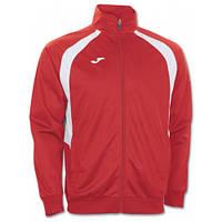 Олимпийка красно-белая Joma Champion III 100017.602 ( реглан,спортивная кофта)