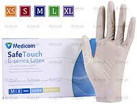 Перчатки латексные опудренные (100 шт/уп)
