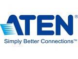 ATEN CN8000A 1-портовый КВМ-коммутатор с доступом по IP, Поддержка подключений: PS/ 2, USB