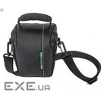 Сумка для фотокамер формата High/ Ultra zoom, камер со сменной оптикой и видеокамер (7412PS Black)