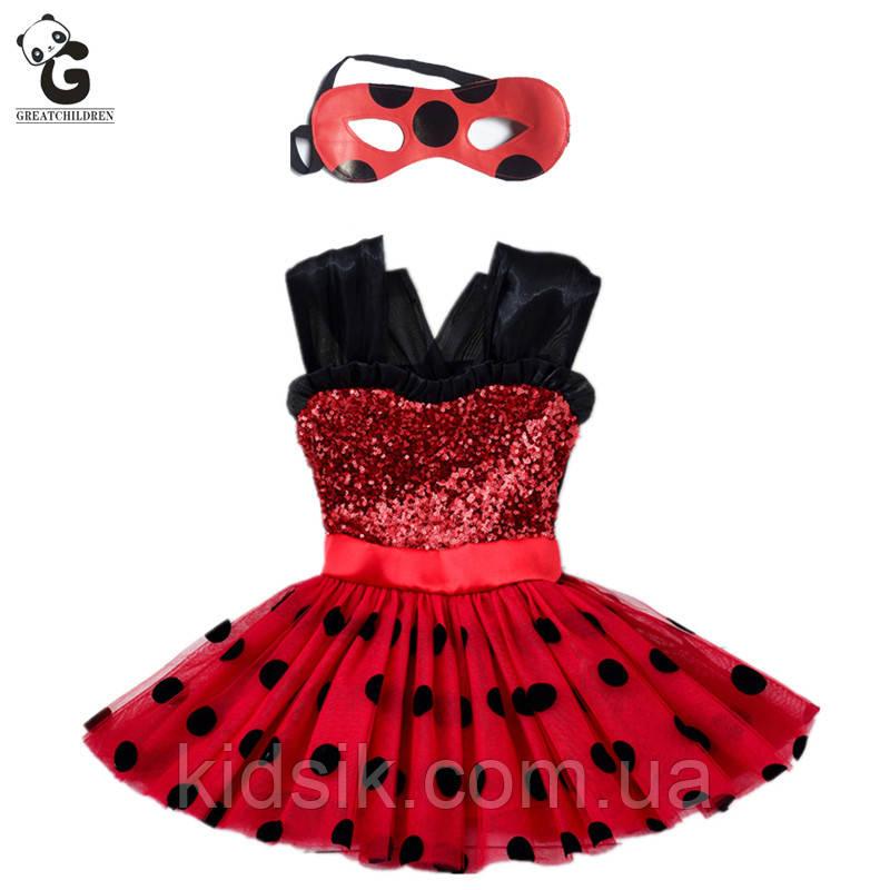 545610fc6ee Карнавальный костюм платье Леди Баг Божья коровка Miraculous Ladybug  (копия) - Интернет-магазин