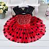 Карнавальный костюм платье Леди Баг Божья коровка Miraculous Ladybug (копия)