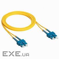 Патч-корд оптичний SC/ SC OS1(UPC) 2м (032601)