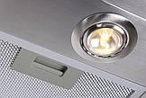 Вытяжка кухонная Т-образная VENTOLUX ITALIA 60 FINE (600) нержавейка, фото 2