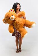 Плюшевый медведь Томми размер 100см ТМ TeddyBoom (Украина)  много расцветок