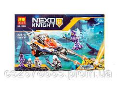 """Конструктор BELA """"NEXO knights"""" 227 дет. 10592 """"Турнирная машина Ланса"""""""