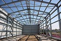 Возведение металлических конструкций зданий и сооружений