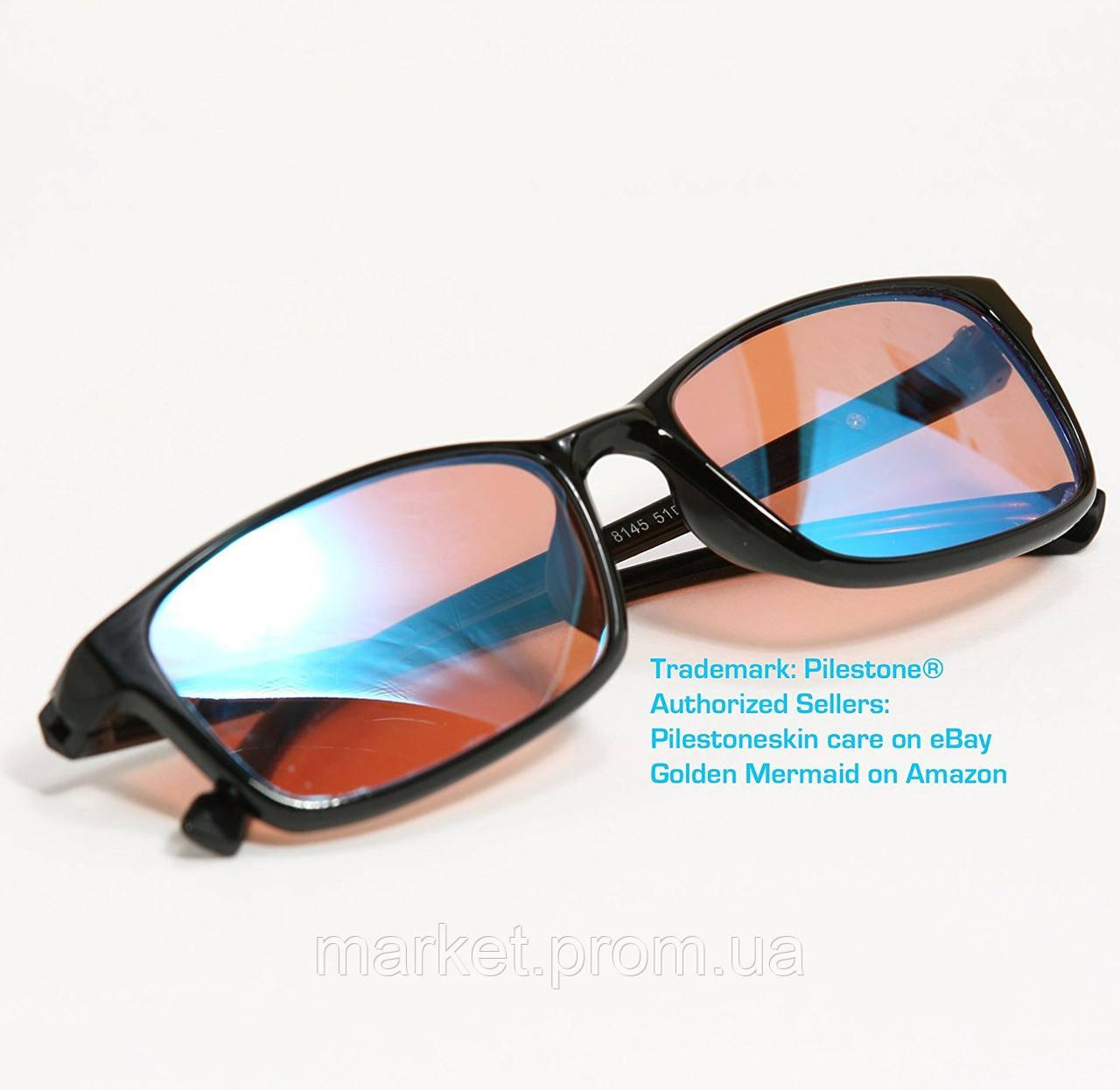 Коррекционные очки для красно-зеленой слепоты Pilestone TP-012 (USA)