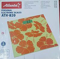 Весы напольные электронные Атланта ATH-820