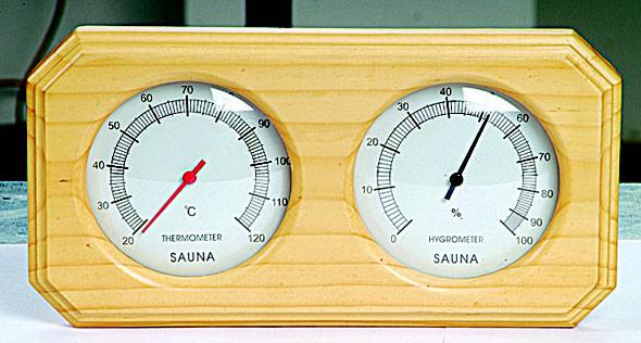 Термогигрометр для сауны Bonfire WJ-10