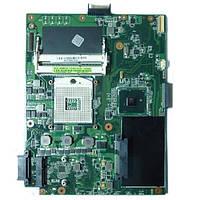 Материнская плата Asus A52F, X52F K52F REV. 2.2 (S-G1, HM55, DDR3, UMA), фото 1