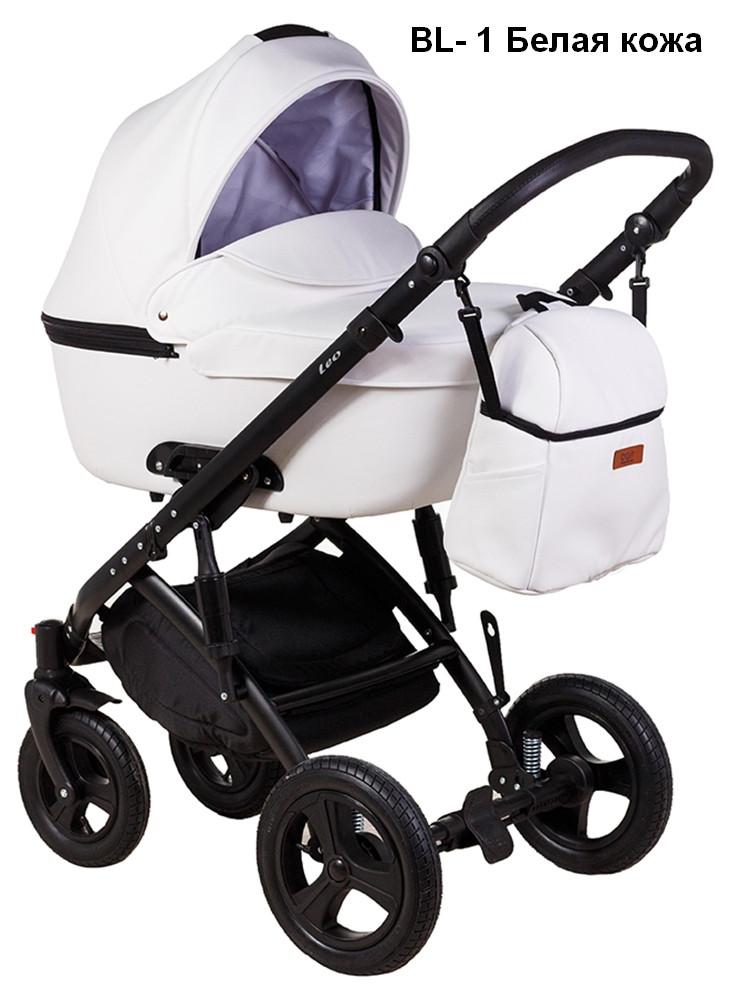 Детская коляска 2 в 1 Bair Leo - Интернет-магазин детских товаров и мебели  SIGNAL 6d56ce803ae