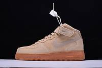 Кроссовки Nike Air Force 1 Mid '07 найк аир форс AA1117-200 реплика, фото 1