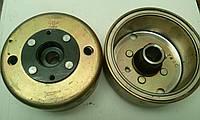 Магнит генератора (ротор) TB-60 (2-х тактн. китаец (цепник))
