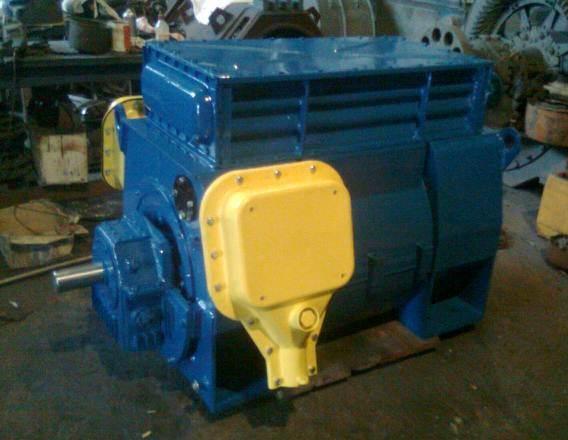 Электродвигатель АЗМ-800/6-2 800 кВт 3000 об/мин