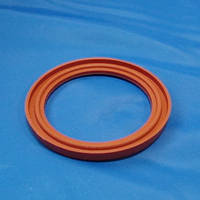 Прокладка (уплотнение) для клампового соединения SILICON DN200
