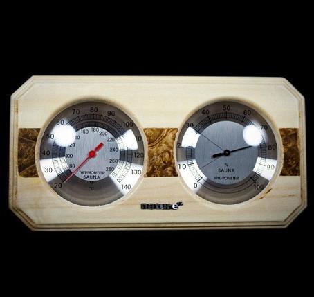 Термогігрометр для сауни Bonfire WJ-10C, фото 2