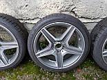 18 оригинальные колеса диски на Merc C-Class C63 AMG  W204, фото 2