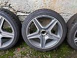 18 оригинальные колеса диски на Merc C-Class C63 AMG  W204, фото 3