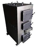 Пиролизный котел с пеллетной горелкой 150 кВт DM-STELLA