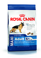 Корм для собак royal canin maxi adult 5+ 15кг.