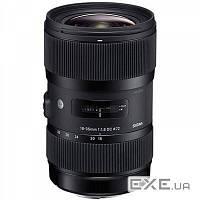Объектив Sigma AF 18-35/ 1,8 DC HSM Canon (210954)
