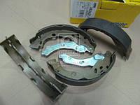 Колодки задние тормозные Логан седан (без ABS d203mm) Сандеро, JURID
