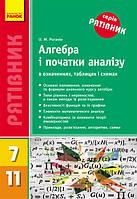 Алгебра і початки аналізу в означеннях, таблицях. Роганін О.М.