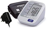 Тонометр автоматический Omron M3  Expert  (HEM-7132-ALRU) омрон